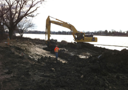 Canard-Shoreline-Excavation