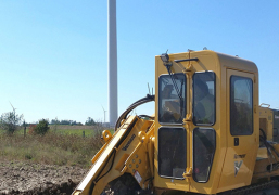 Trenching-for-High-Voltage-Cables-Wind-Farm